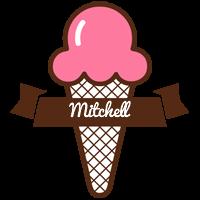 Mitchell premium logo