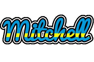 Mitchell sweden logo