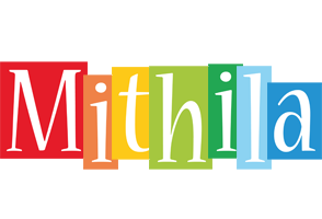 Mithila colors logo