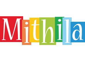 Mithila colors logo