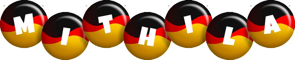 Mithila german logo