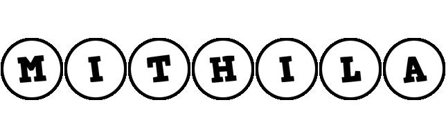 Mithila handy logo