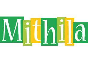 Mithila lemonade logo