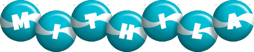 Mithila messi logo