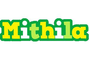 Mithila soccer logo