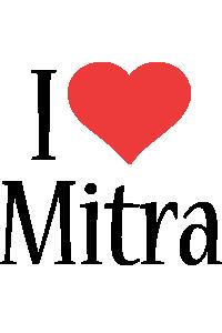 Mitra i-love logo