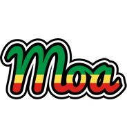 Moa african logo