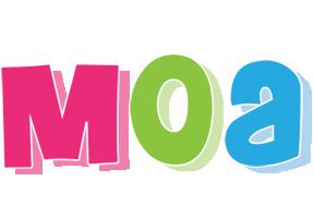 Moa friday logo