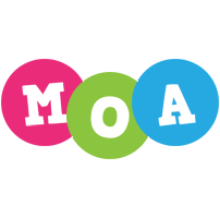 Moa friends logo