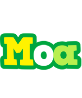 Moa soccer logo