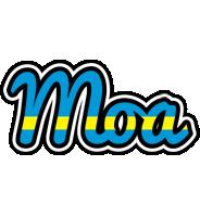 Moa sweden logo