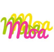 Moa sweets logo