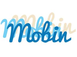 Mobin breeze logo