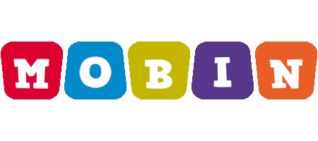 Mobin daycare logo
