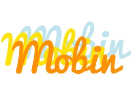Mobin energy logo