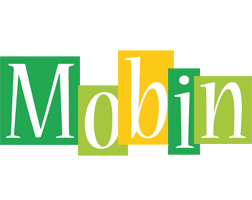 Mobin lemonade logo
