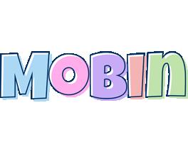 Mobin pastel logo