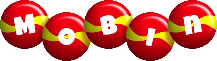 Mobin spain logo