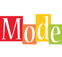 Mode colors logo