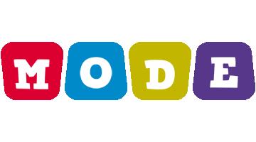 Mode daycare logo