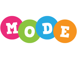 Mode friends logo