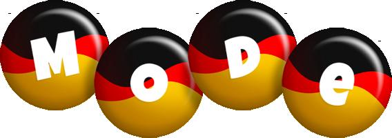 Mode german logo