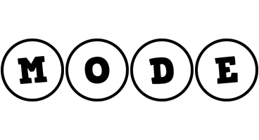 Mode handy logo