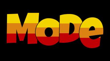 Mode jungle logo
