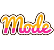 Mode smoothie logo