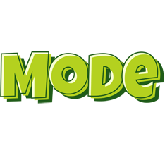 Mode summer logo
