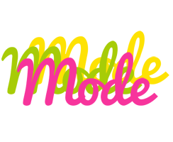 Mode sweets logo