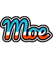 Moe america logo