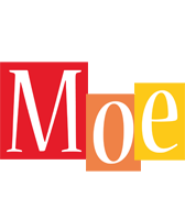 Moe colors logo