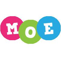 Moe friends logo
