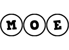 Moe handy logo