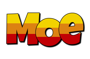 Moe jungle logo
