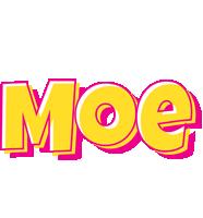 Moe kaboom logo