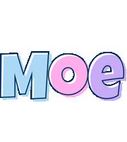 Moe pastel logo