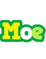 Moe soccer logo
