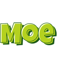 Moe summer logo