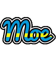 Moe sweden logo