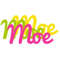 Moe sweets logo