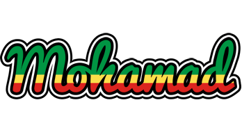 Mohamad african logo