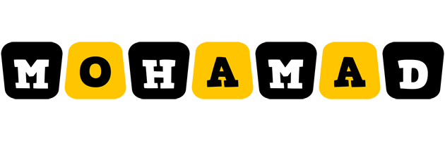 Mohamad boots logo