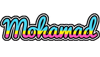 Mohamad circus logo