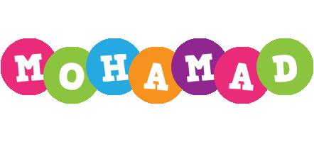 Mohamad friends logo