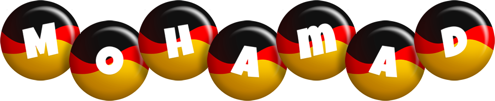 Mohamad german logo