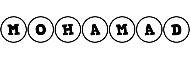 Mohamad handy logo