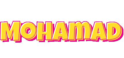 Mohamad kaboom logo