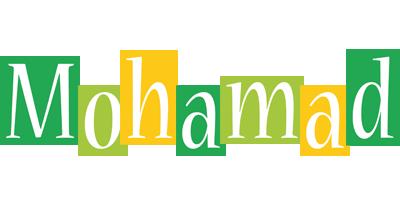 Mohamad lemonade logo